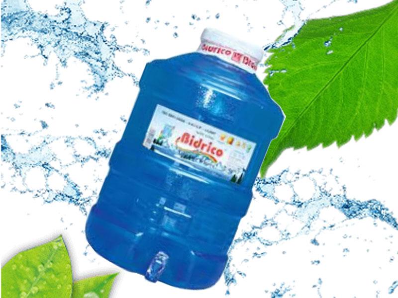 Đại lý nước uống Bidrico tại quận Tân Bình