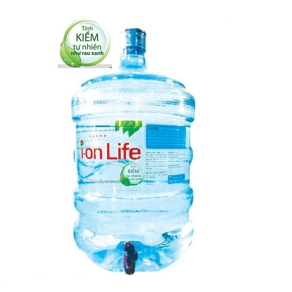 Nước uống Ionlife 19 Lít tại quận Tân Bình